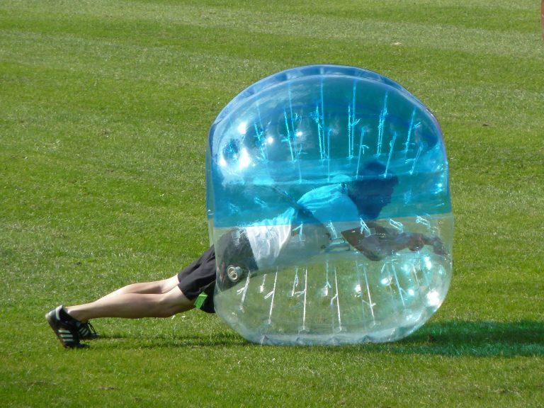 Bubbleball Spieler