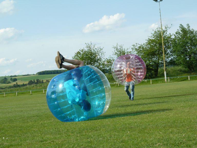 Bubble Überschlag