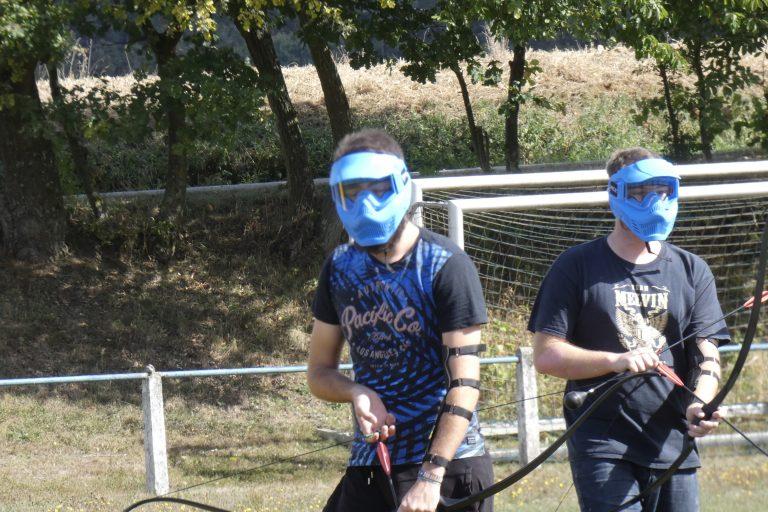 Arrowtag Spieler Manschaft Blau