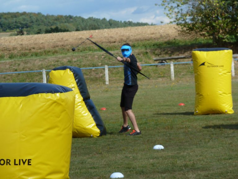 Archery Tag Angriff